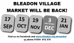 Bleadon Village Markets