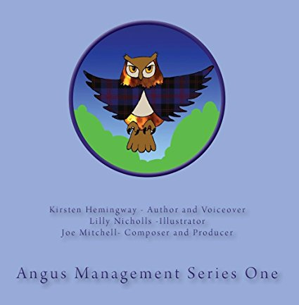 AudioCD Cover image, click for a sample Angus Management mp3 file track from CD (not for re-distribution)