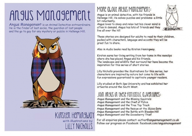 Angus Management Flyer Click for  PDF copy