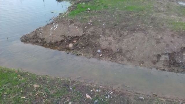 Pond to River Axe Construction Nov 16