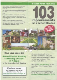 Link to Leaflet produced by Parish Council in 2009 prior to Quality Status Re-Accreditation