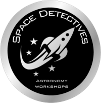 Space Detectives Logo