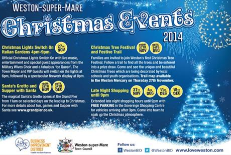 WSM Christmas Events