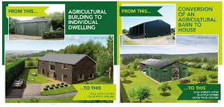 Today an Agricultural Barn but perhaps Tomorrow?