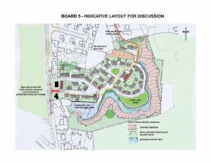 Information on The Marshalls Quarry redevelopment