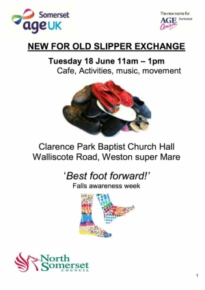 Slipper Exchange Event